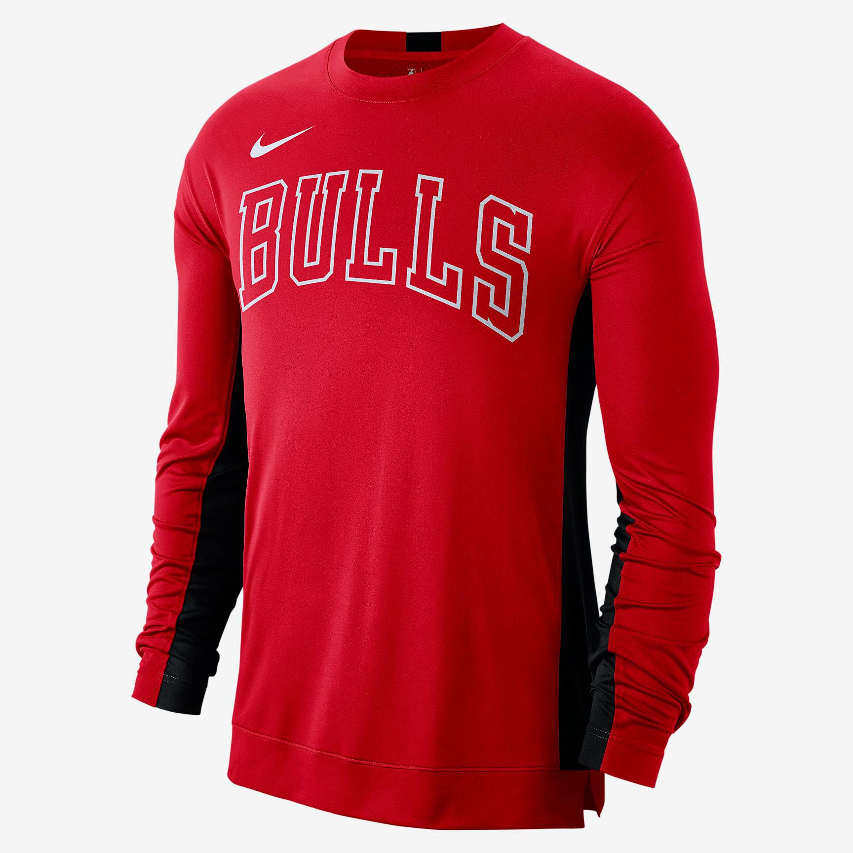 jordan-4-red-metallic-bulls-shooting-shirt-1