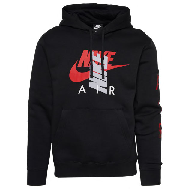 jordan-5-fire-red-nike-air-hoodie-black-1