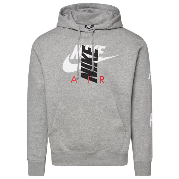 jordan-5-fire-red-nike-air-hoodie-grey-1