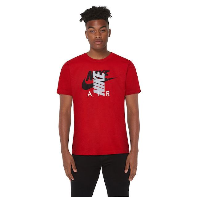 jordan-5-fire-red-nike-air-shirt