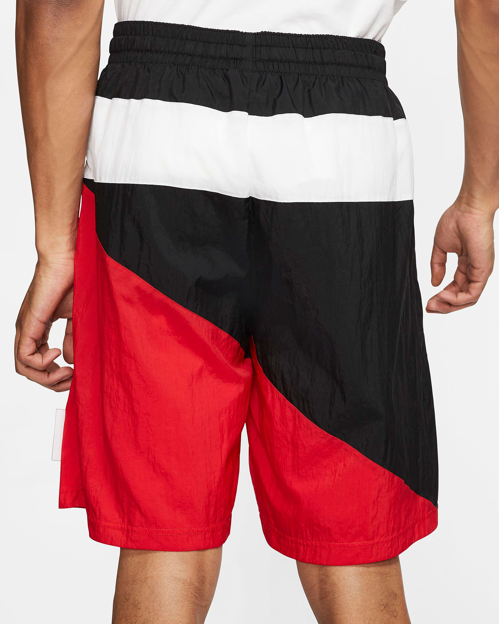 jordan-5-fire-red-nike-flight-shorts-2