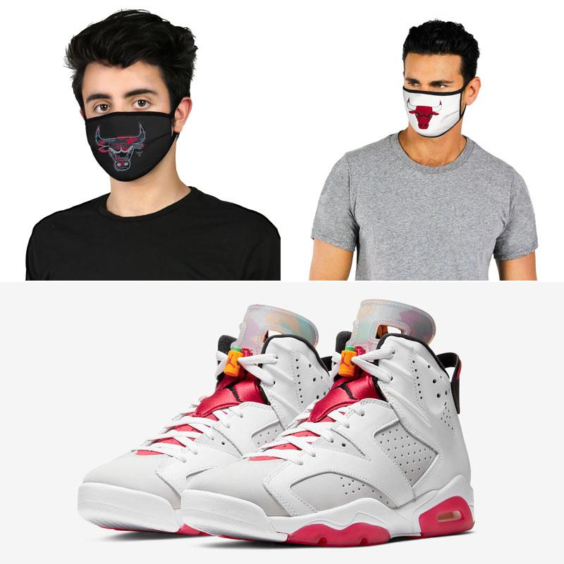 jordan-6-hare-bulls-face-mask-coverings