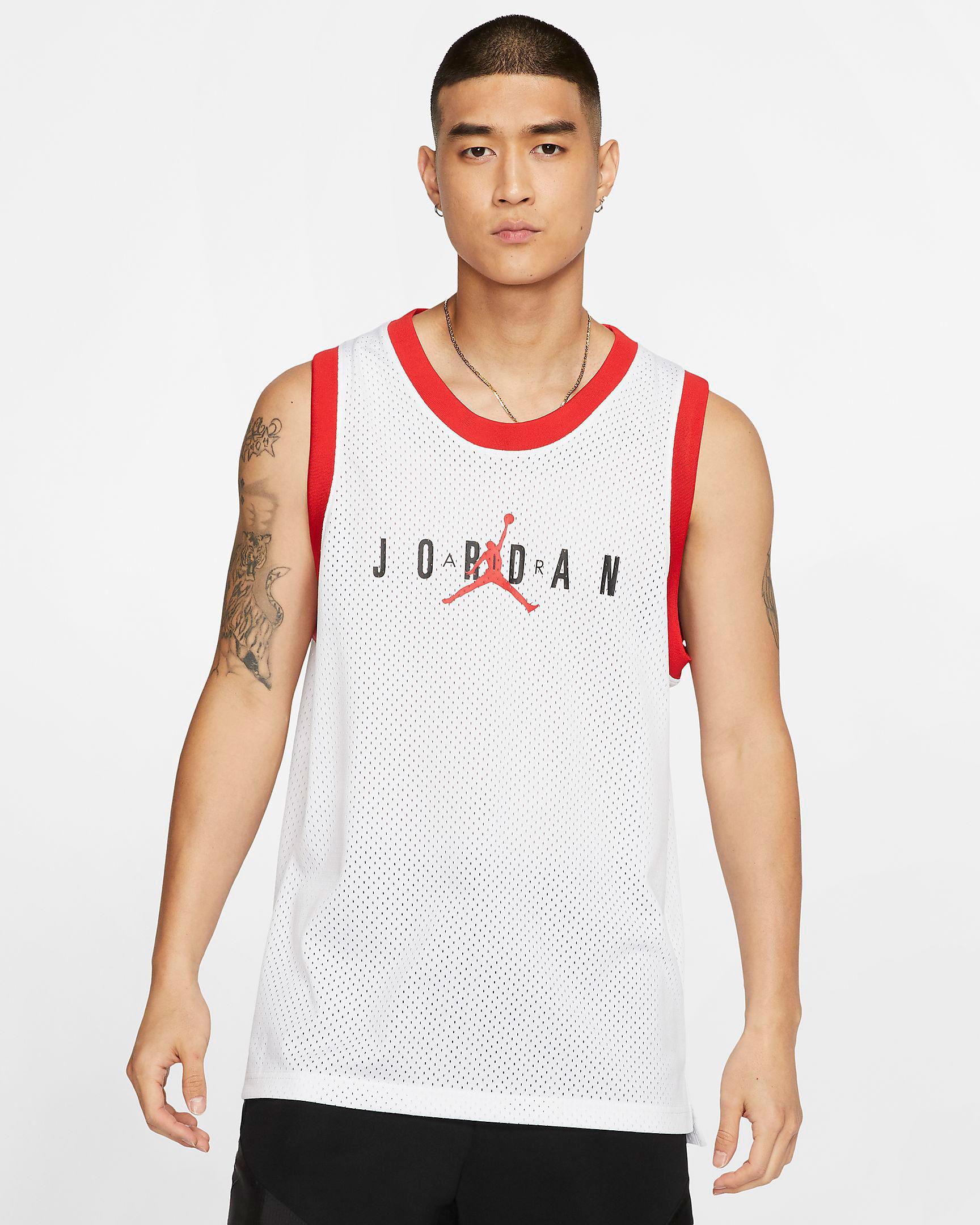 jordan-6-hare-jersey-tank-top-match-white-red
