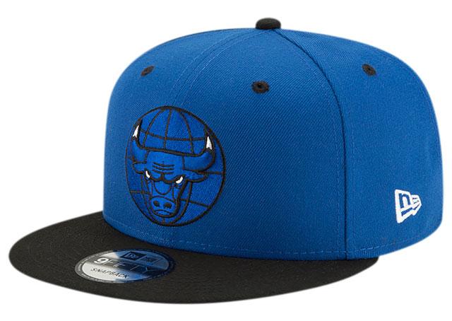 jordan-9-racer-blue-bulls-sneaker-hook-hat