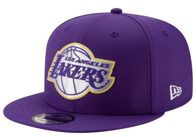 jordn-4-purple-metallic-lakers-snapback-cap-1