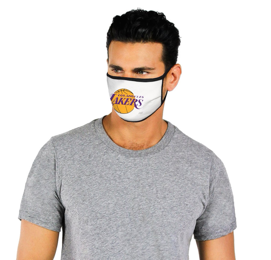 la-lakers-face-mask-covering