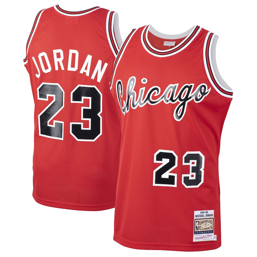 michael-jordan-chicago-bulls-1984-85-jersey-red