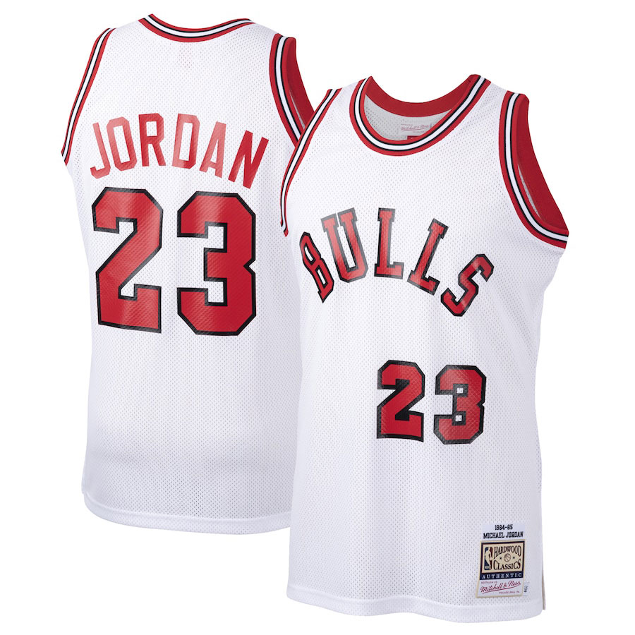 michael-jordan-chicago-bulls-1984-85-jersey-white
