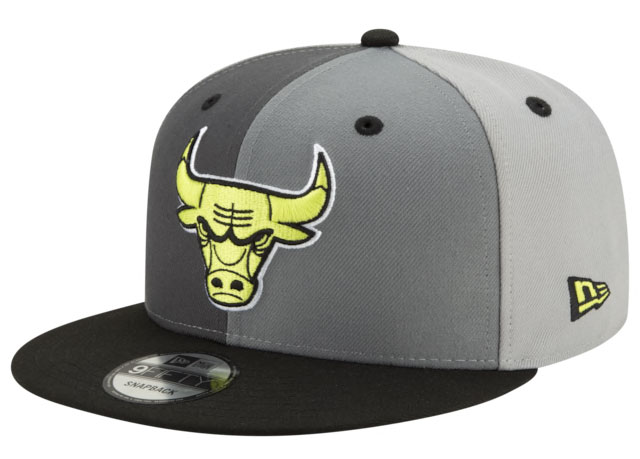 neon-air-jordan-4-volt-hat