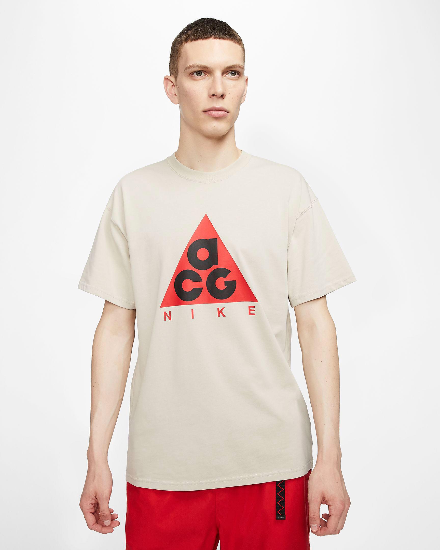 nike-acg-logo-t-shirt-khaki-red