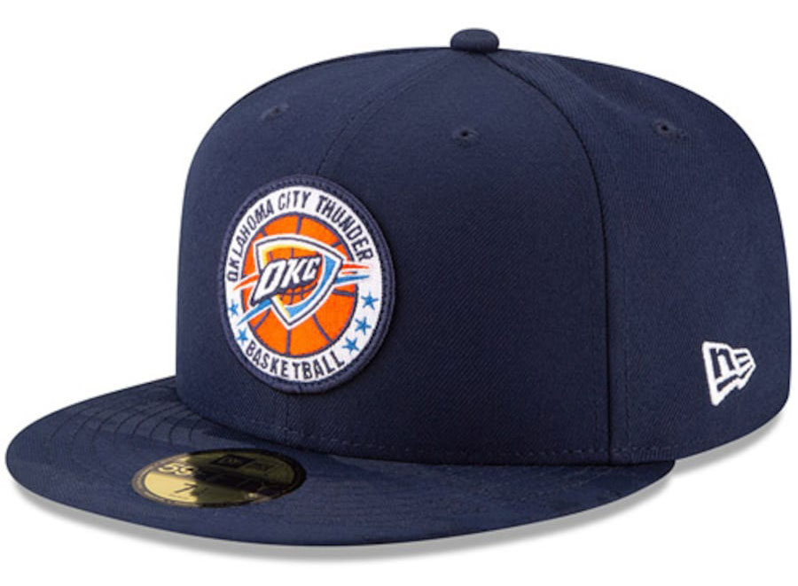 nike-air-foamposite-one-rugged-okc-thunder-snapback-fitted-hat