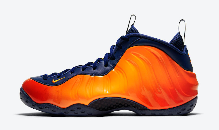 History of the Nike Air Foamposite One SneakerNews.com
