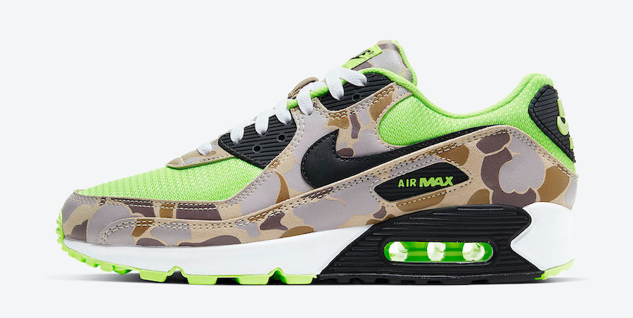 nike-air-max-90-volt-green-duck-camo-release-date