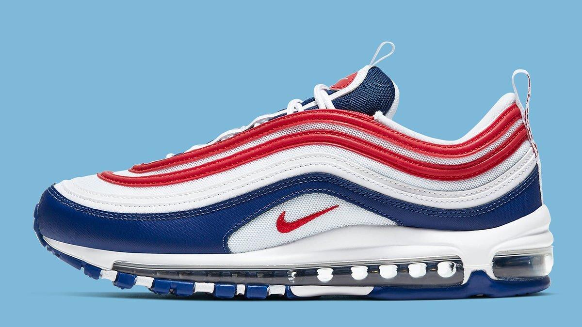 Nike Air Max 97 USA Americana Apparel