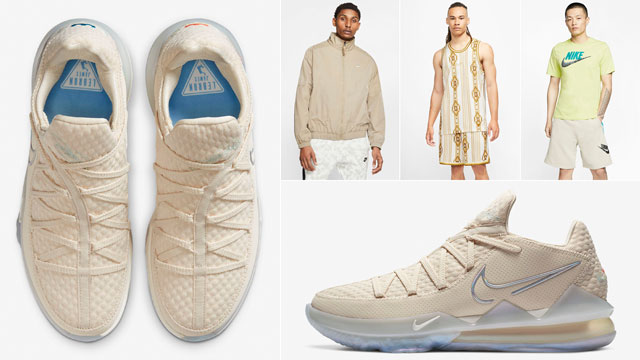 nike-lebron-17-low-light-cream-outfits