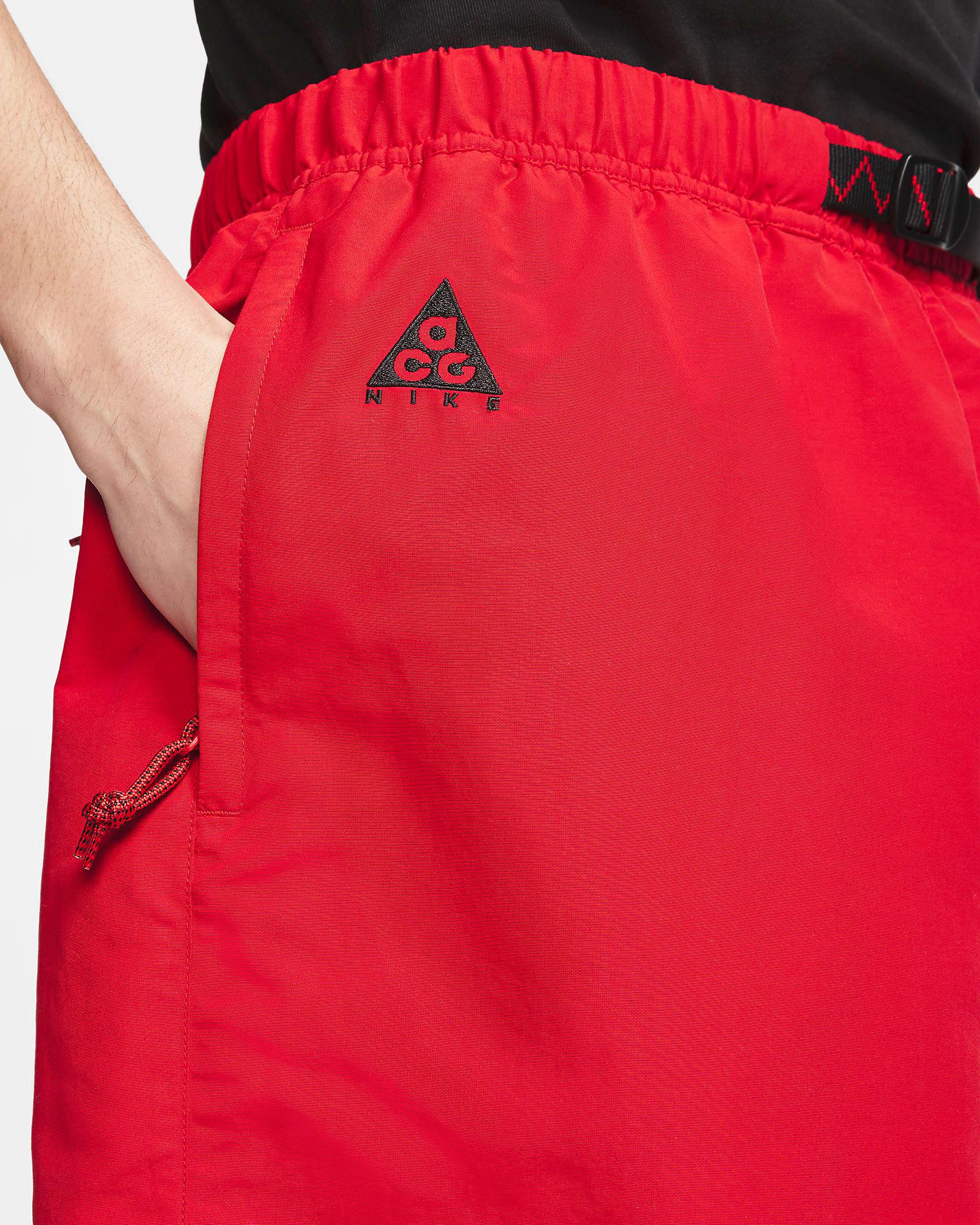 nike-red-acg-shorts