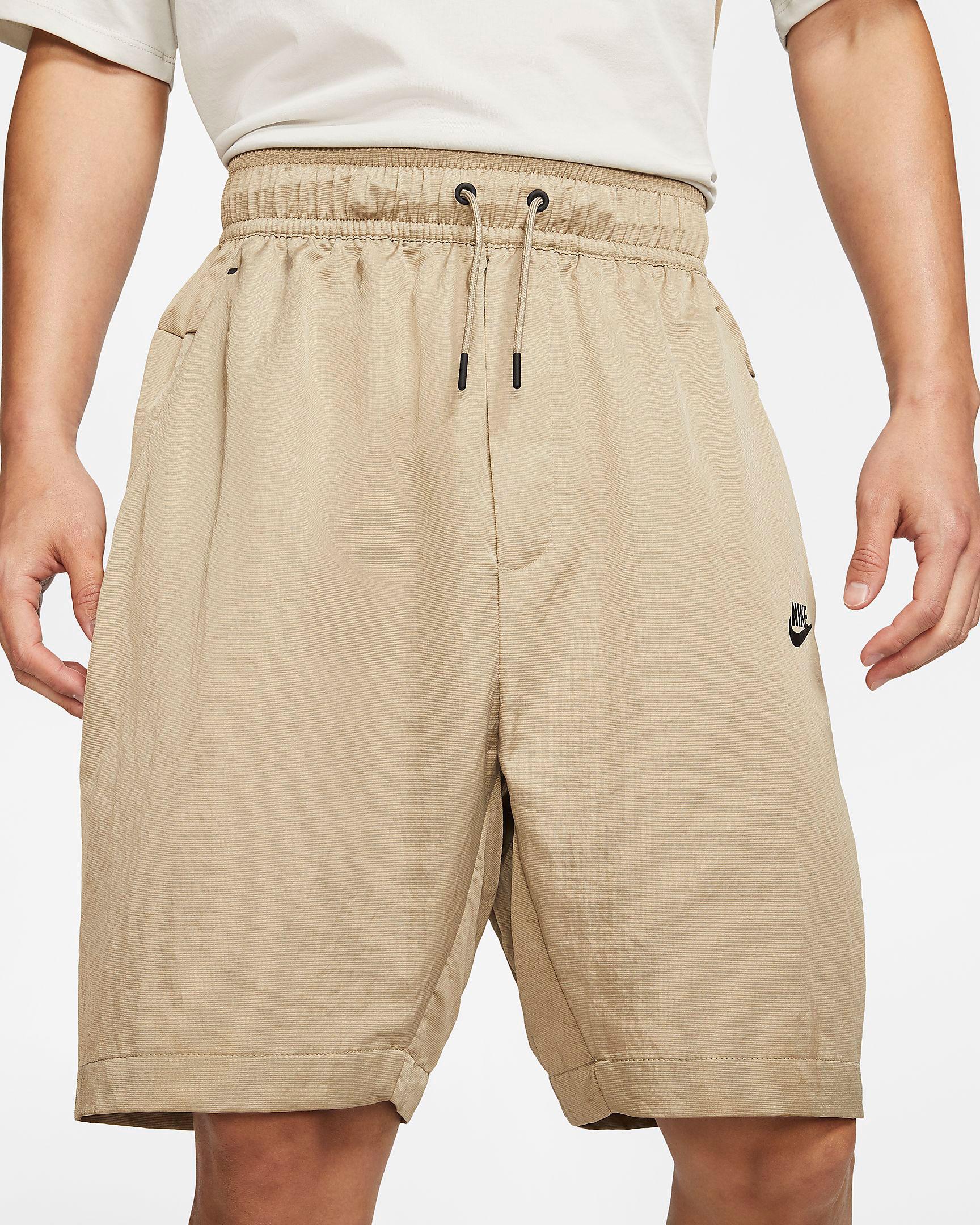 nike-sportswear-khaki-shorts