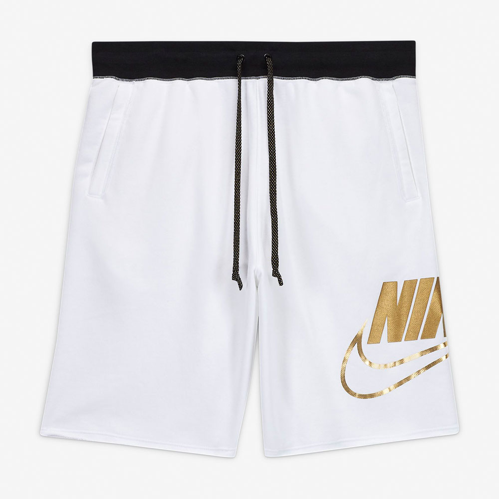 nike-sportswear-shorts-white-black-gold-1