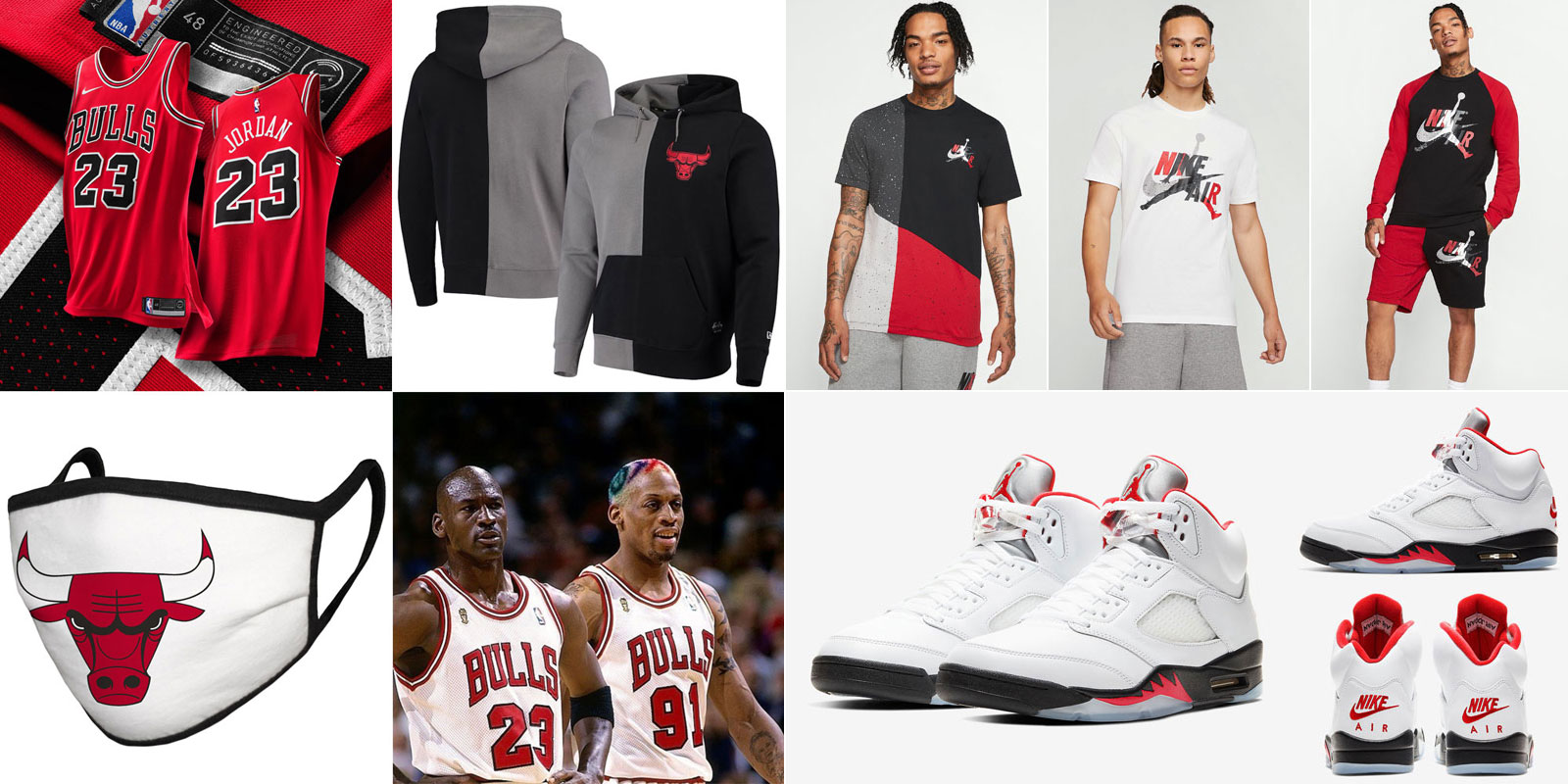 outfits-to-match-air-jordan-5-fire-red-2020