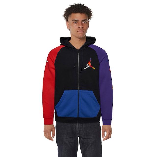 purple-metallic-jordan-4-hoodie-match-1