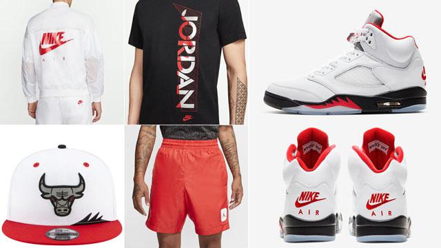 sneakerfits-jordan-5-fire-red