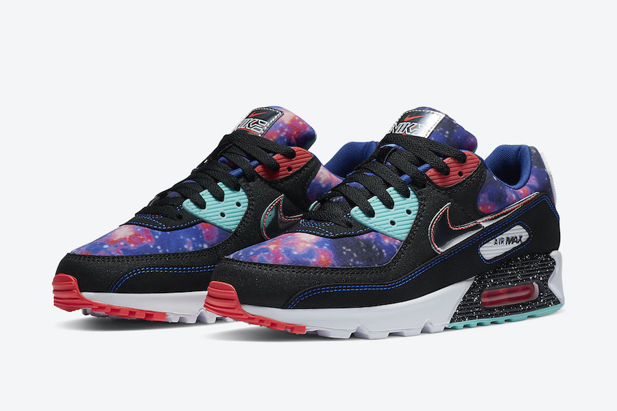 Nike-Air-Max-90-Supernova-Galaxy-CW6018-001-Release-Date-4
