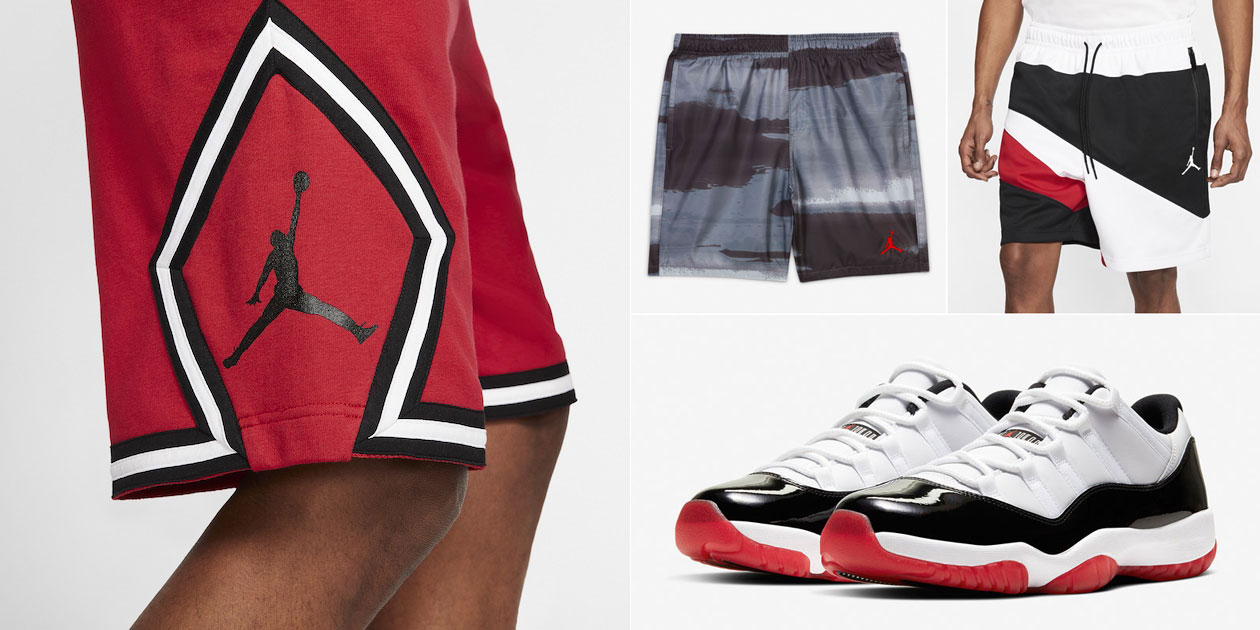 air-jordan-11-low-concord-bred-shorts-to-match