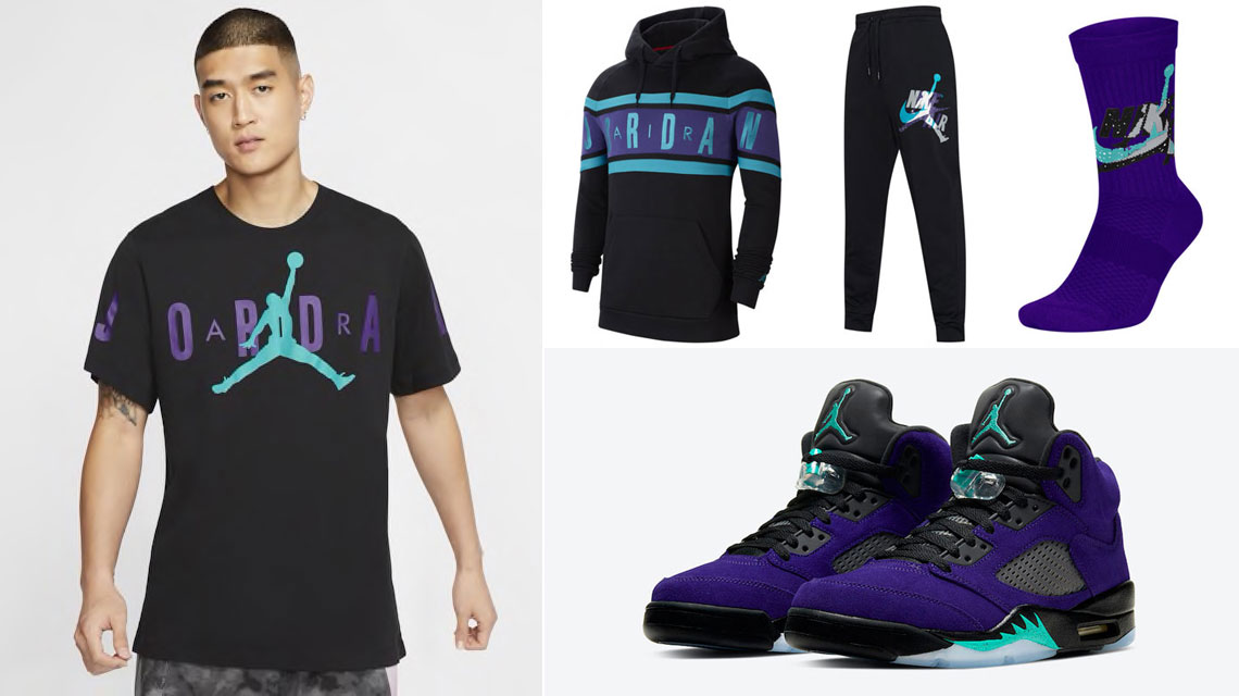 air-jordan-5-alternate-grape-ice-clothing-outfits