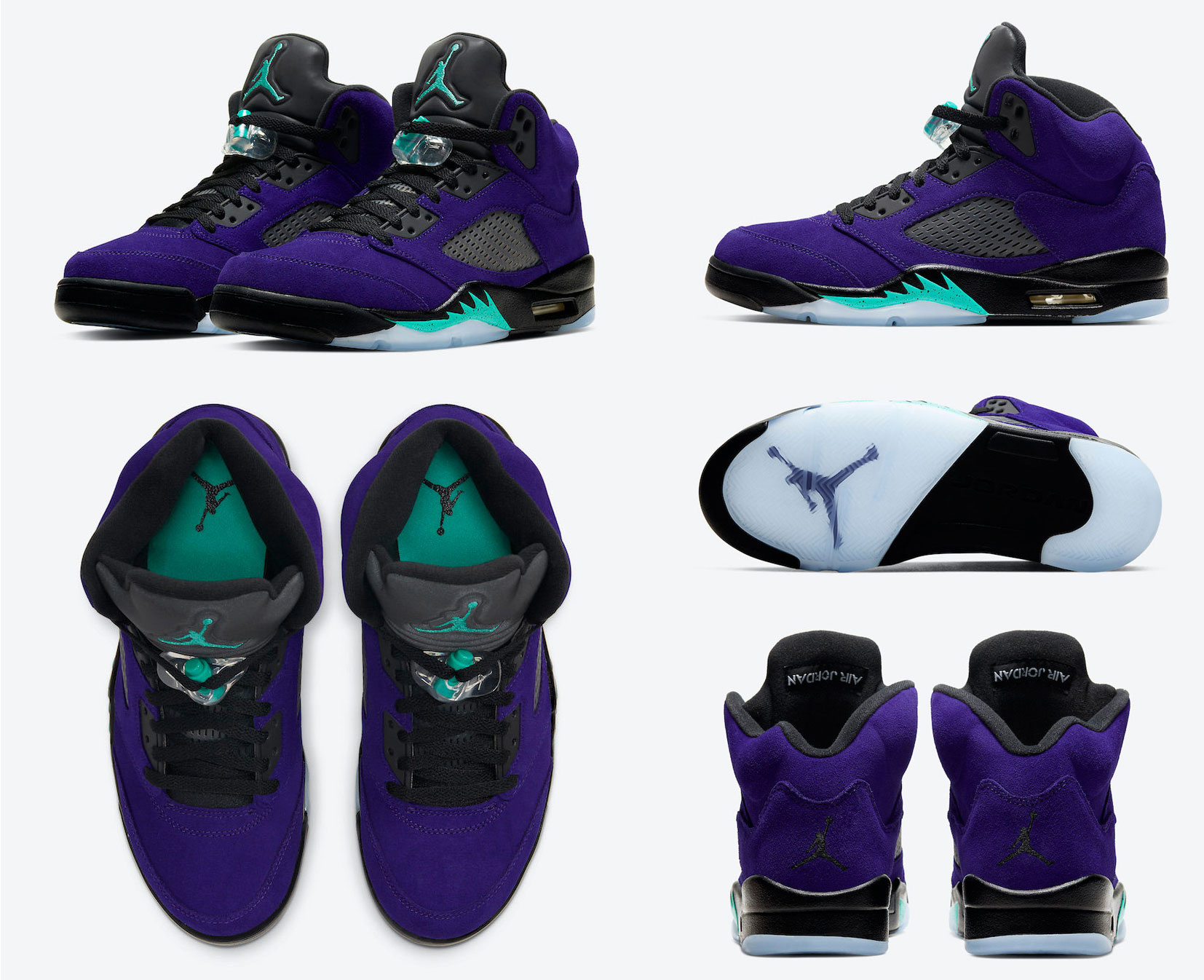 air-jordan-5-alternate-grape-ice-sneaker-clothing-outfits