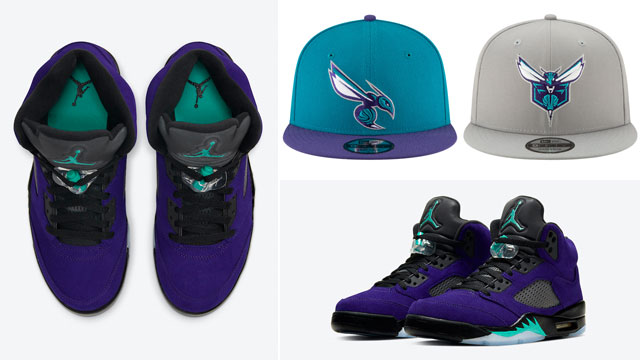 air-jordan-5-purple-grape-hats