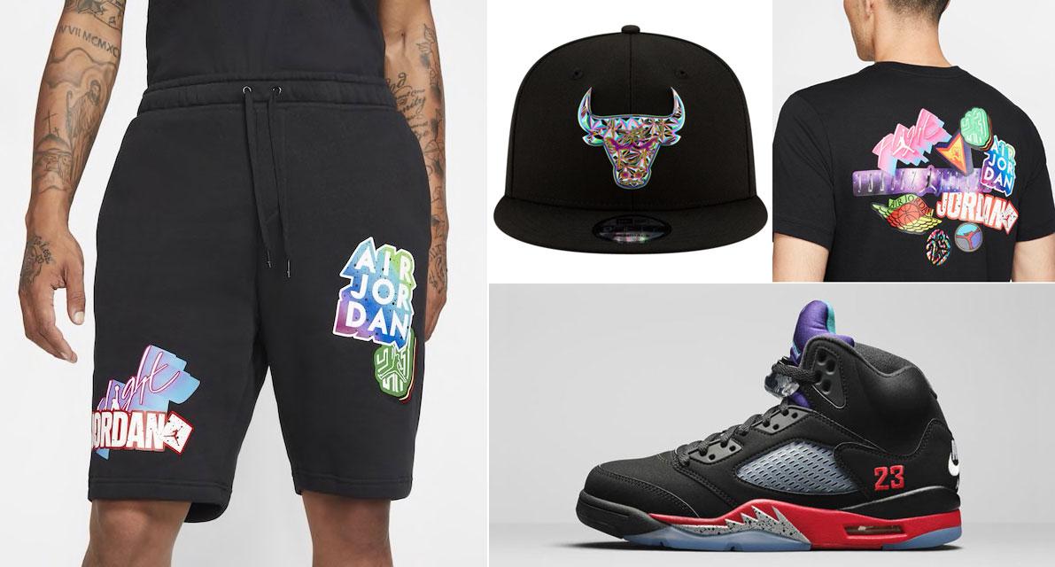 air-jordan-5-top-3-hat-clothing-outfit