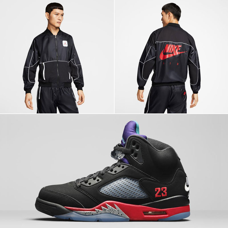 air-jordan-5-top-3-nike-air-jacket