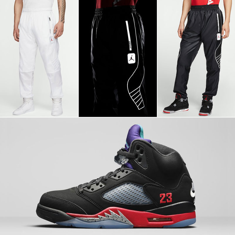 air-jordan-5-top-3-nike-air-pants