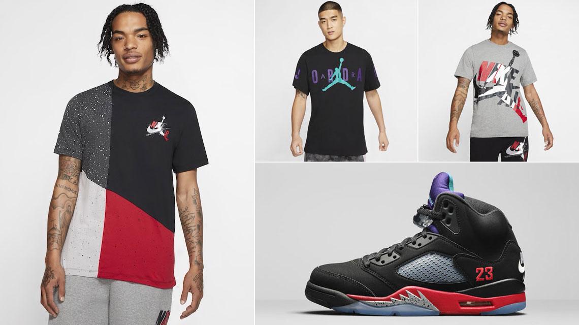 air-jordan-5-top-3-shirts