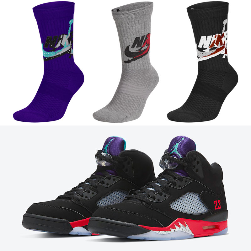 air-jordan-5-top-3-socks
