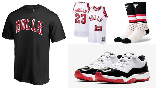 jordan-11-low-white-bred-bulls-clothing