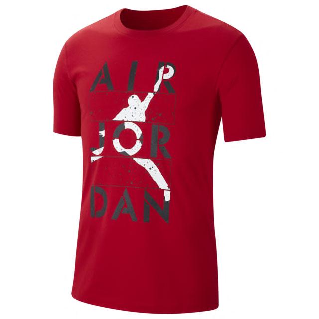 jordan-14-gym-red-toro-shirt-match-5