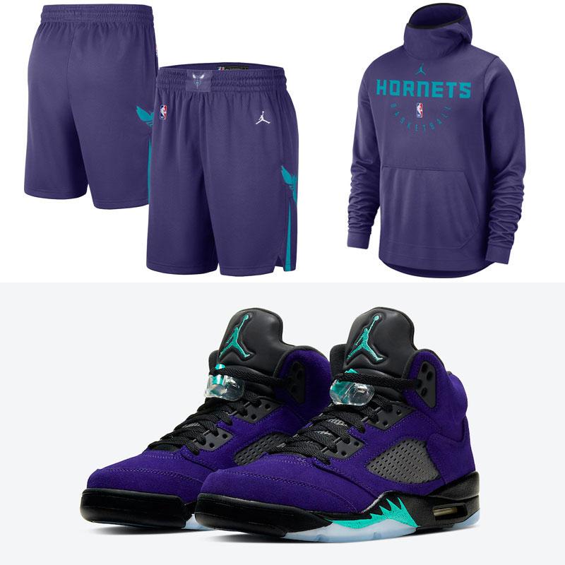 jordan-5-alternate-grape-ice-hornets-clothing