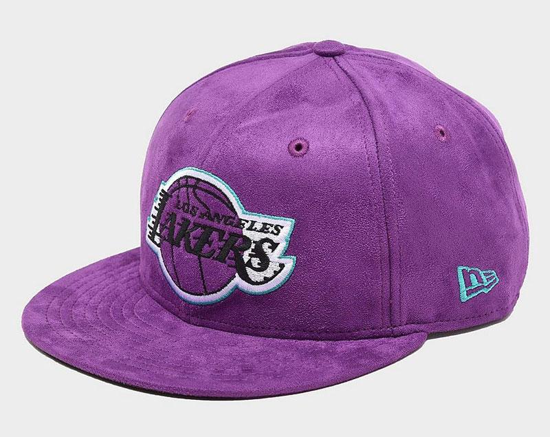 jordan-5-alternate-grape-lakers-hat