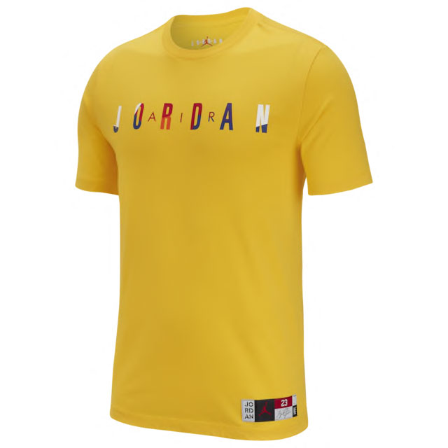 jordan-animal-instincts-2-yellow-shirt-match-1