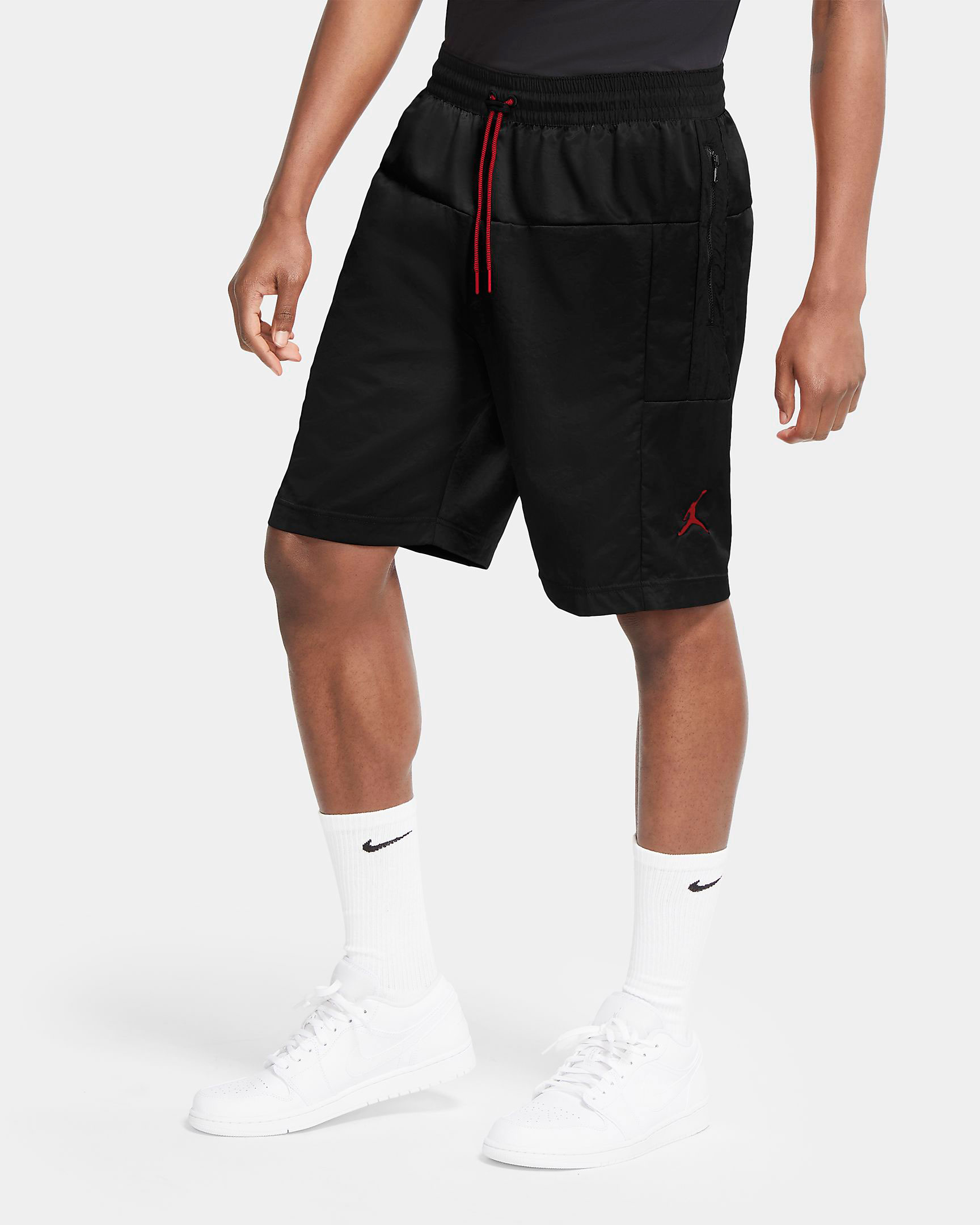 jordan-black-gym-red-block-shorts