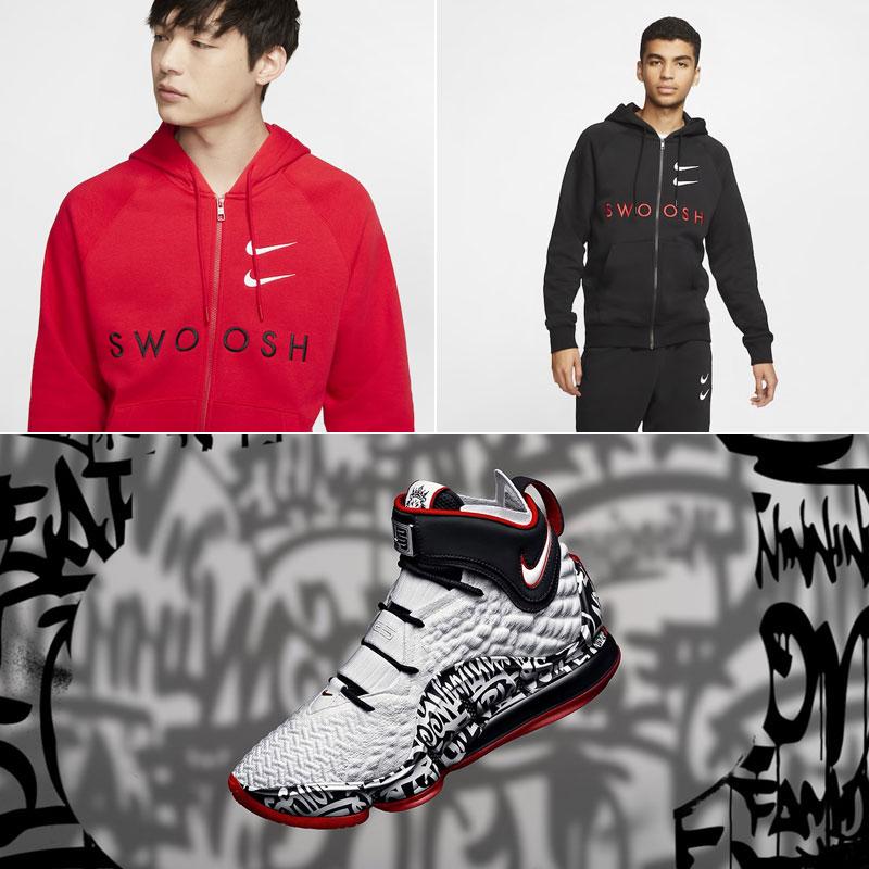 lebron-17-graffiti-hoodie-match