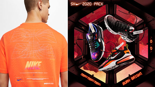 Nike Air Max Supernova 2020 Clothing Shirts Shorts Match Sneakerfits Com