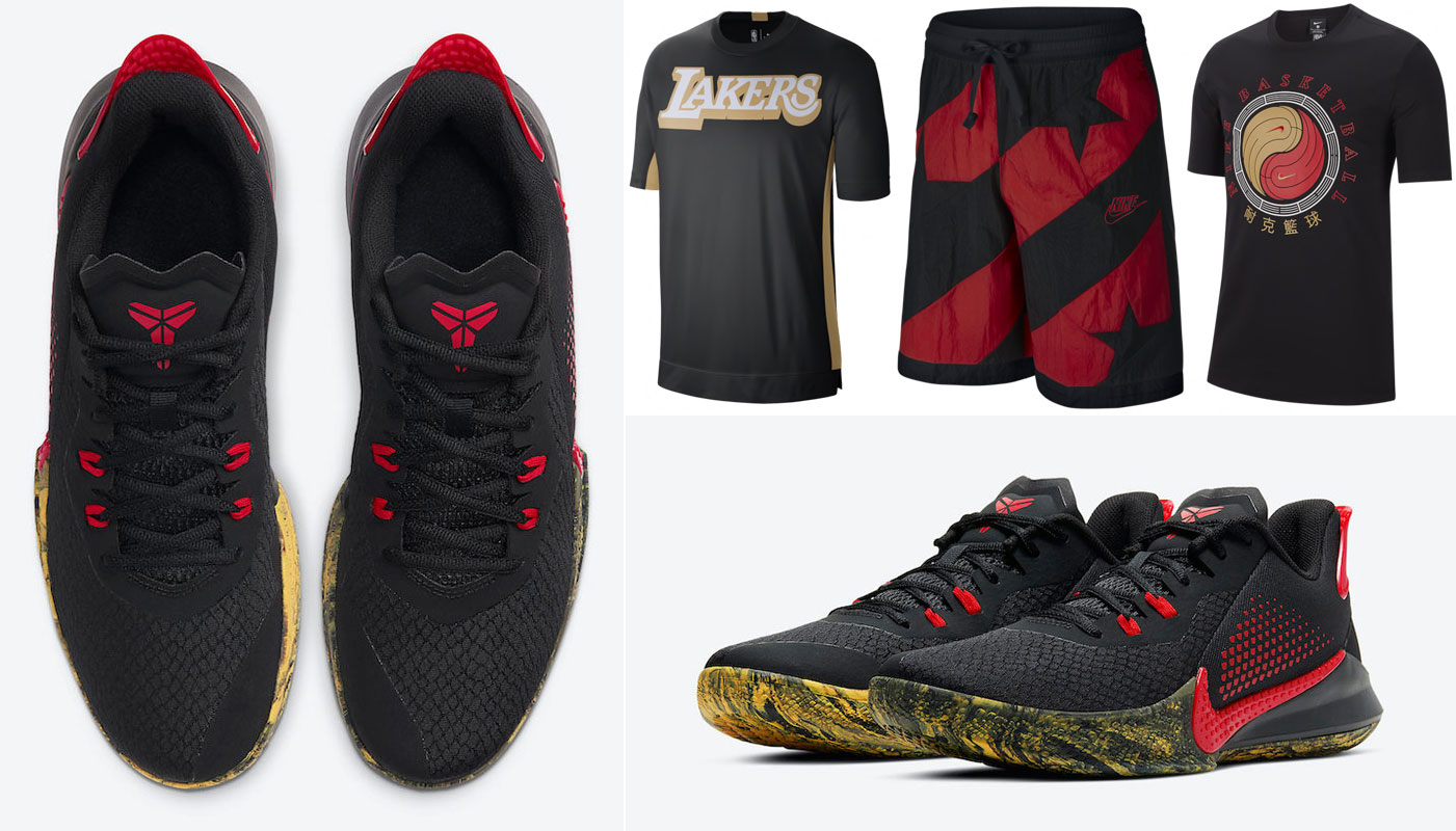 nike-kobe-mamba-fury-bruce-lee-clothing-match