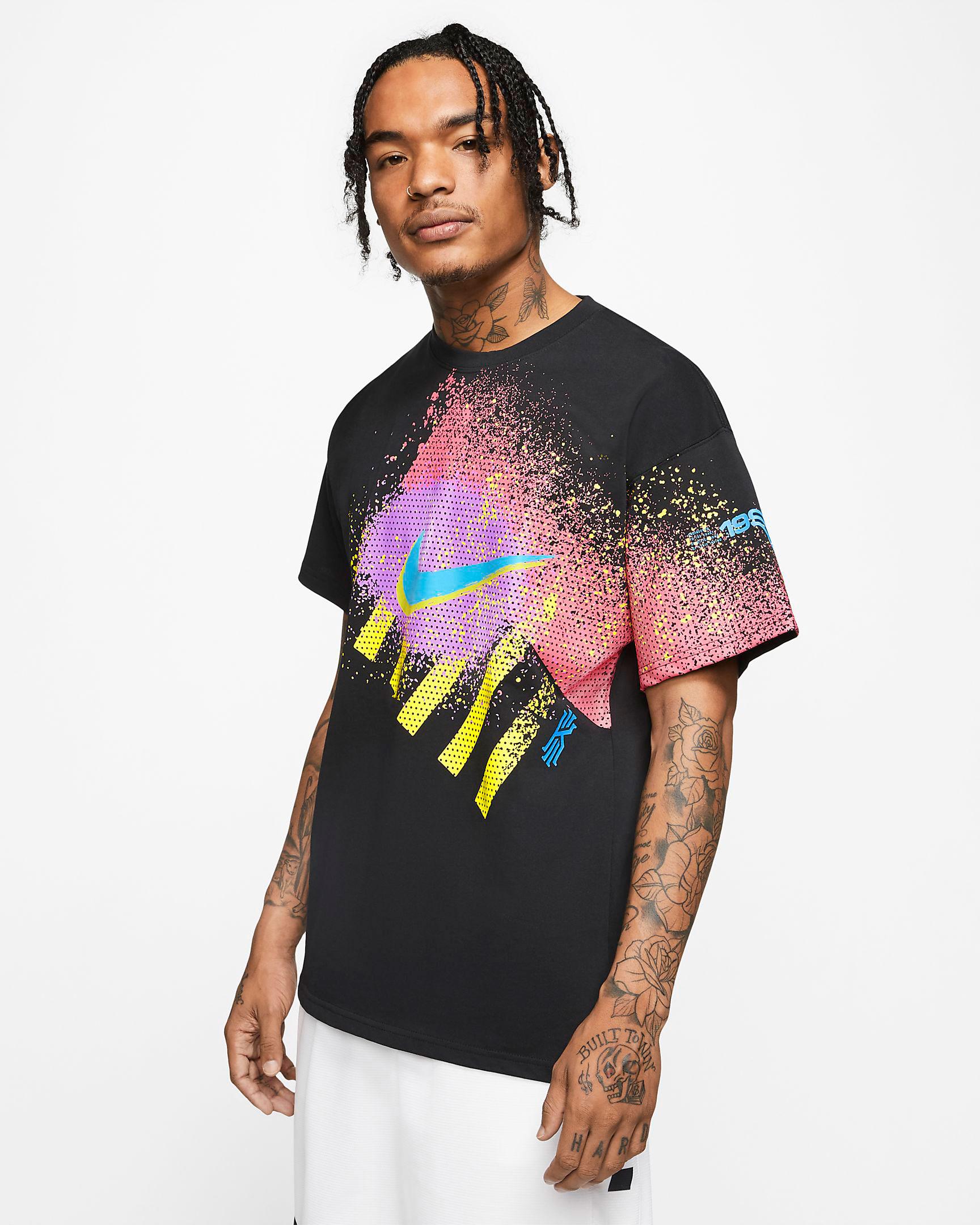 nike-kyrie-6-neon-graffiti-90s-shirt-black