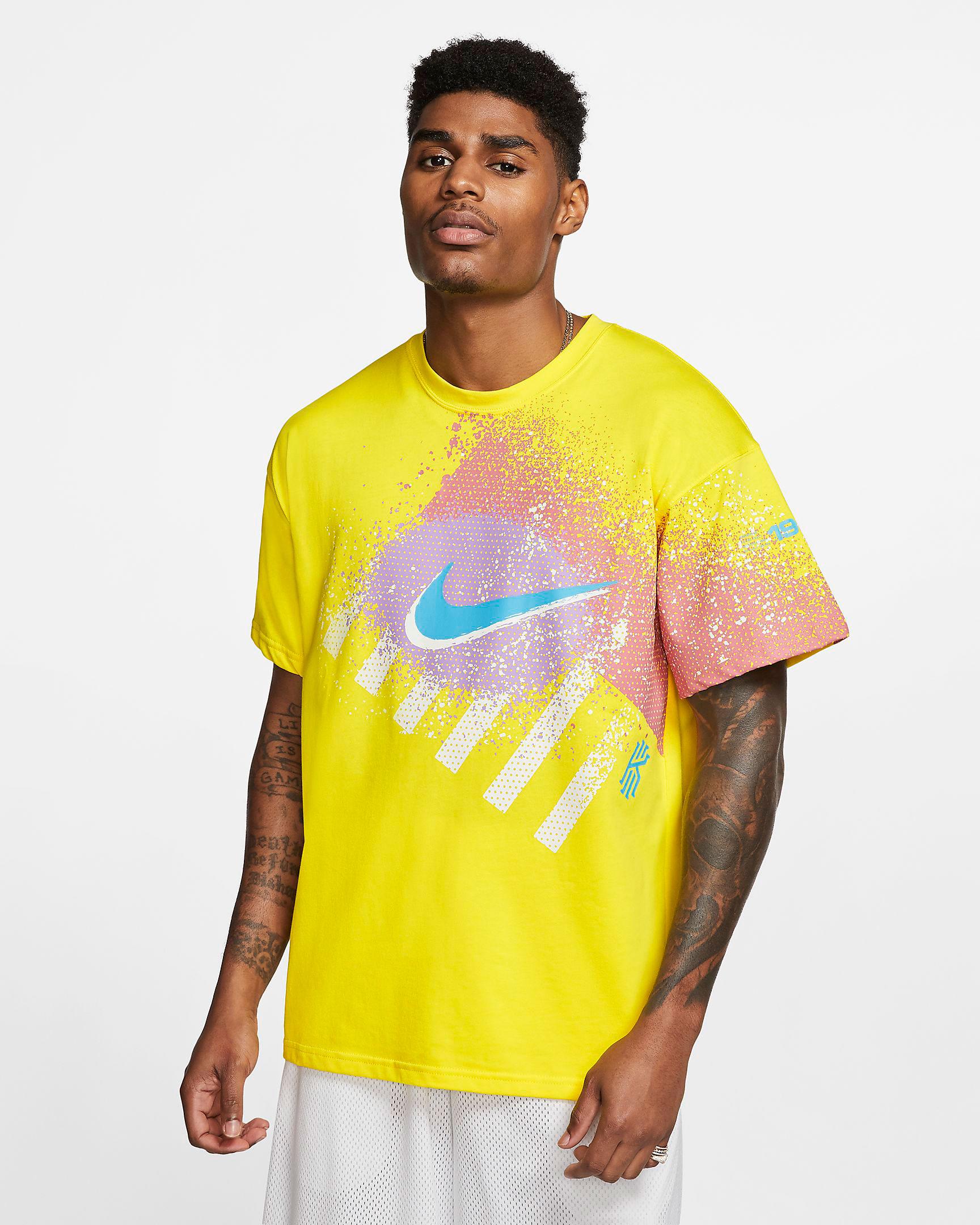 nike-kyrie-6-neon-graffiti-90s-shirt-yellow