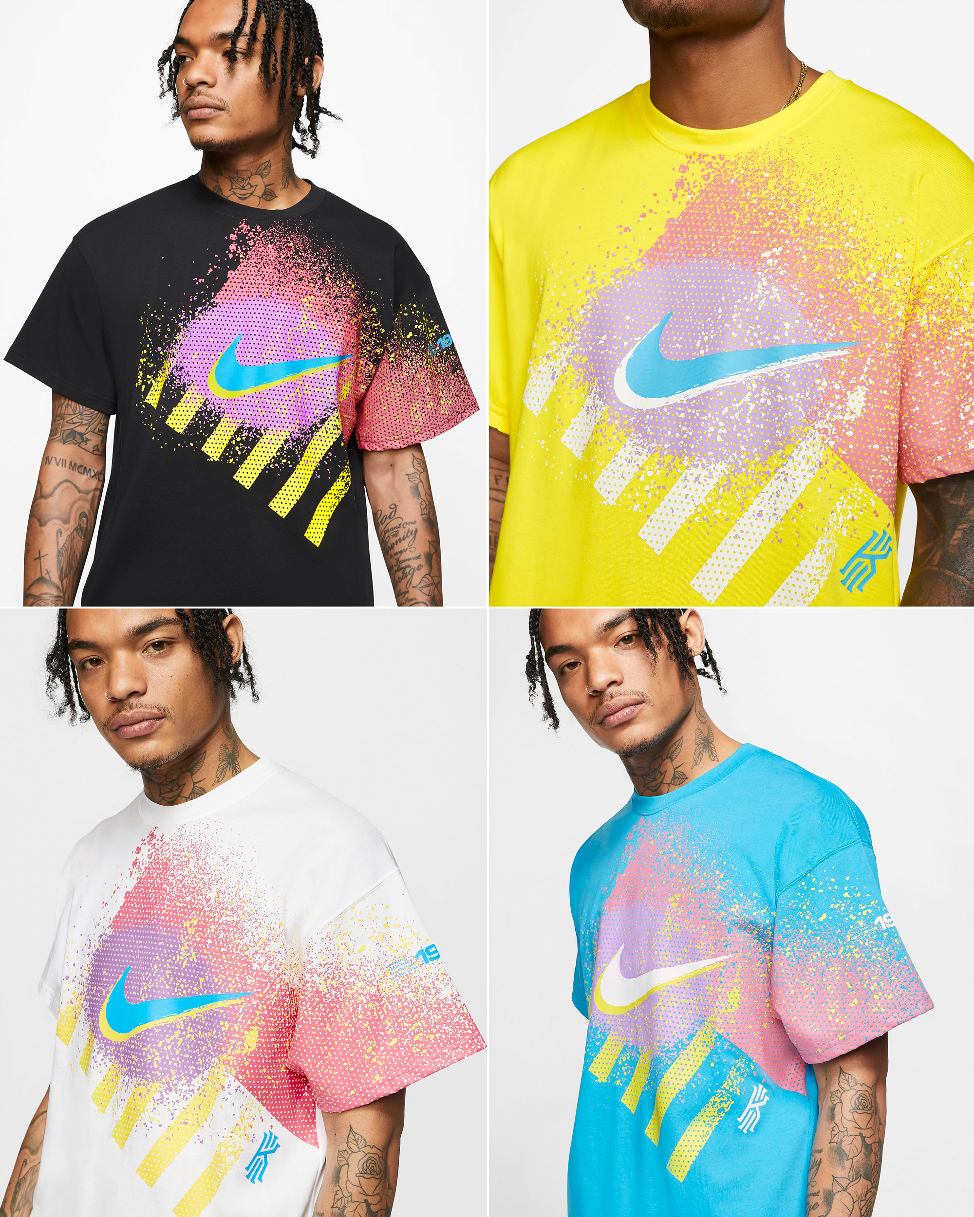 nike-kyrie-6-neon-graffiti-90s-shirt