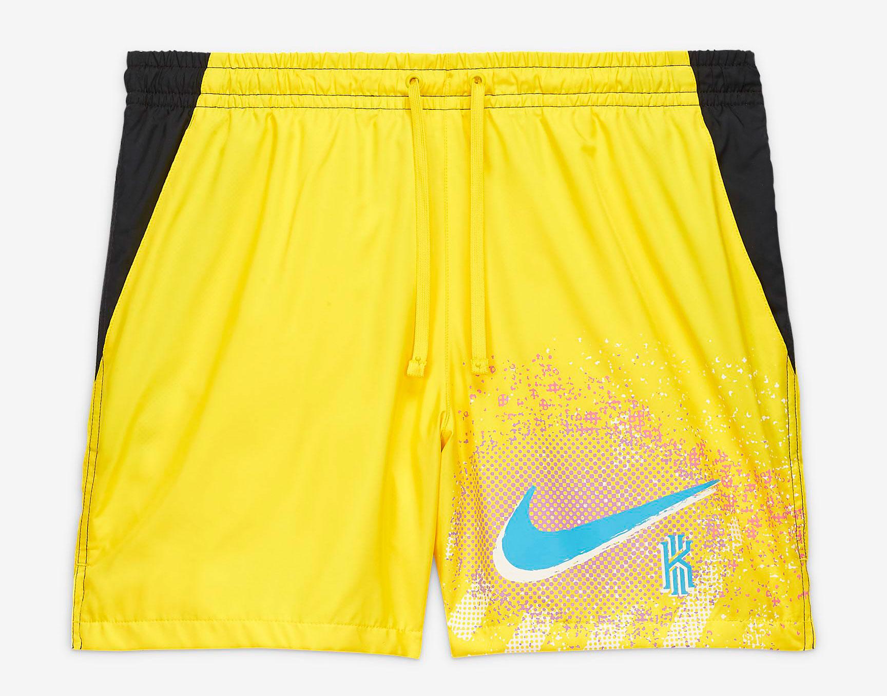 nike-kyrie-6-neon-graffiti-90s-shorts-yellow-1