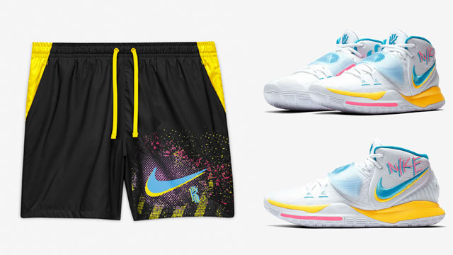 nike-kyrie-6-neon-graffiti-shorts-black