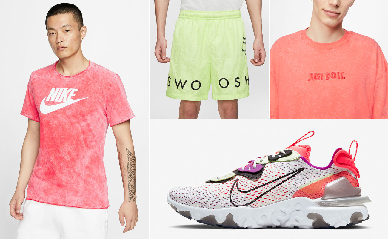 nike-react-vision-white-volt-crimson-clothing-outfits